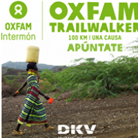 Trailwalker Madrid - Oxfam Intermón