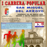 Carrera Popular del Arroyo