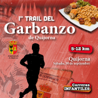 TRAIL DEL GARBANZO DE QUIJORNA
