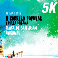 Carrera Popular Sant Joan d'Alacant