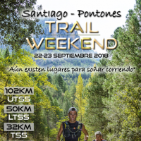 Trail Weekend Santiago-Pontones