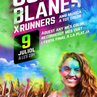3a Color Blanes X Runners